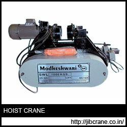 Flame Proof Hoists India