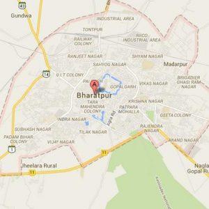 Jib Cranes in Bharatpur