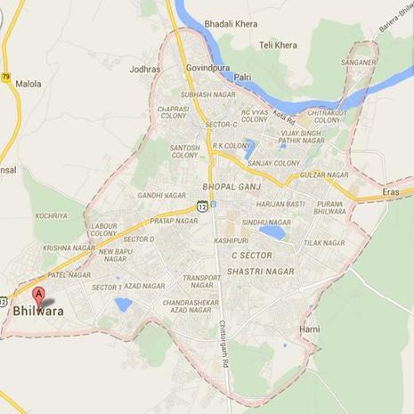Jib crane in bhilwara