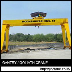Goliath Crane Manufacturer