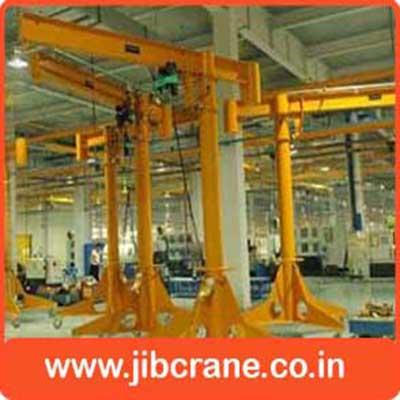 Jib Crane supplier and Exporter in vadodara