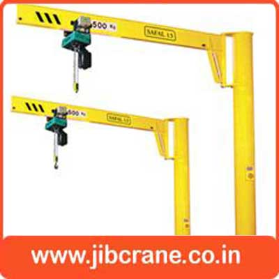 Jib Crane Exporter in Surat, India