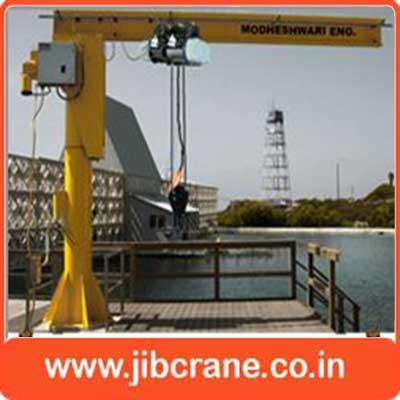 Jib Crane Supplier in Delhi, India