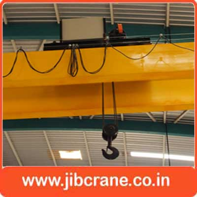 Single Overhead Cranes manufacturer India