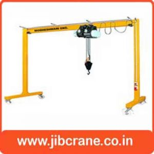 Trolley Crane Manufacturer, supplier in Ahmedabad, India