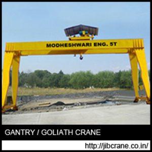 Goliath Crane India