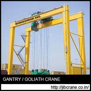 Double Overhead Cranes India