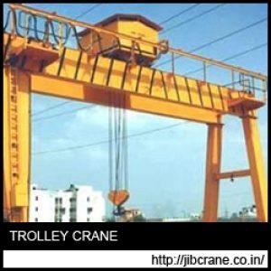 Trolley Crane Manufacturer