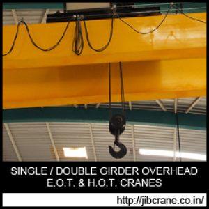 Double Girder Overhead Crane India