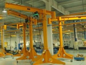 Jib Crane exporter, suppliers india