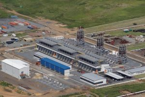 power and control plant