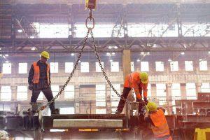 jib crane for Steel plant