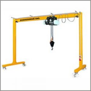 Trolley Crane manufacturer, Exporter