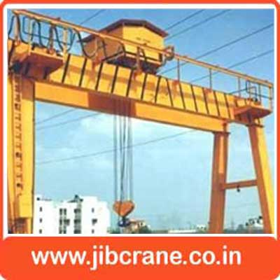 Trolley Crane Supplier and Exporter in Mumbai, India