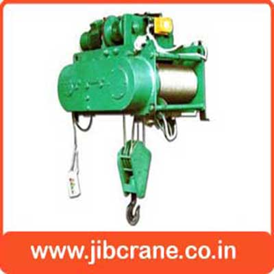 Flame Proof Hoists manufacturer, supplier and exporter in India
