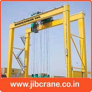 Gantry Cranes Manufacturer and exporter in India
