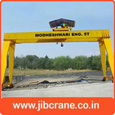 Goliath Crane Manufacturer in India