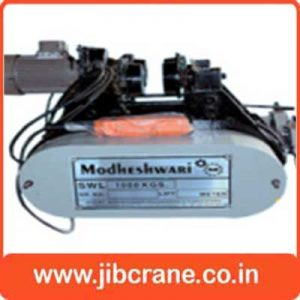 Flame Proof Hoists Exporter in India