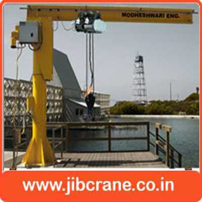 Jib Crane Supplier in Delhi, India